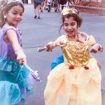 Princess Maria Belle makes the perfect PRINCESS!